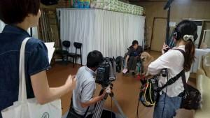NHK奈良室内